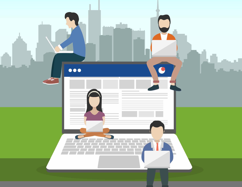 SOCIAL MEDIA Y PUBLICIDAD REDES SOCIALES