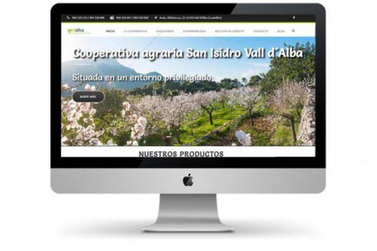 ooperativa de San Isidro de Vall d´Alba