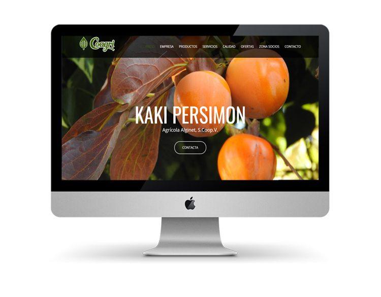 proyecto web coagri