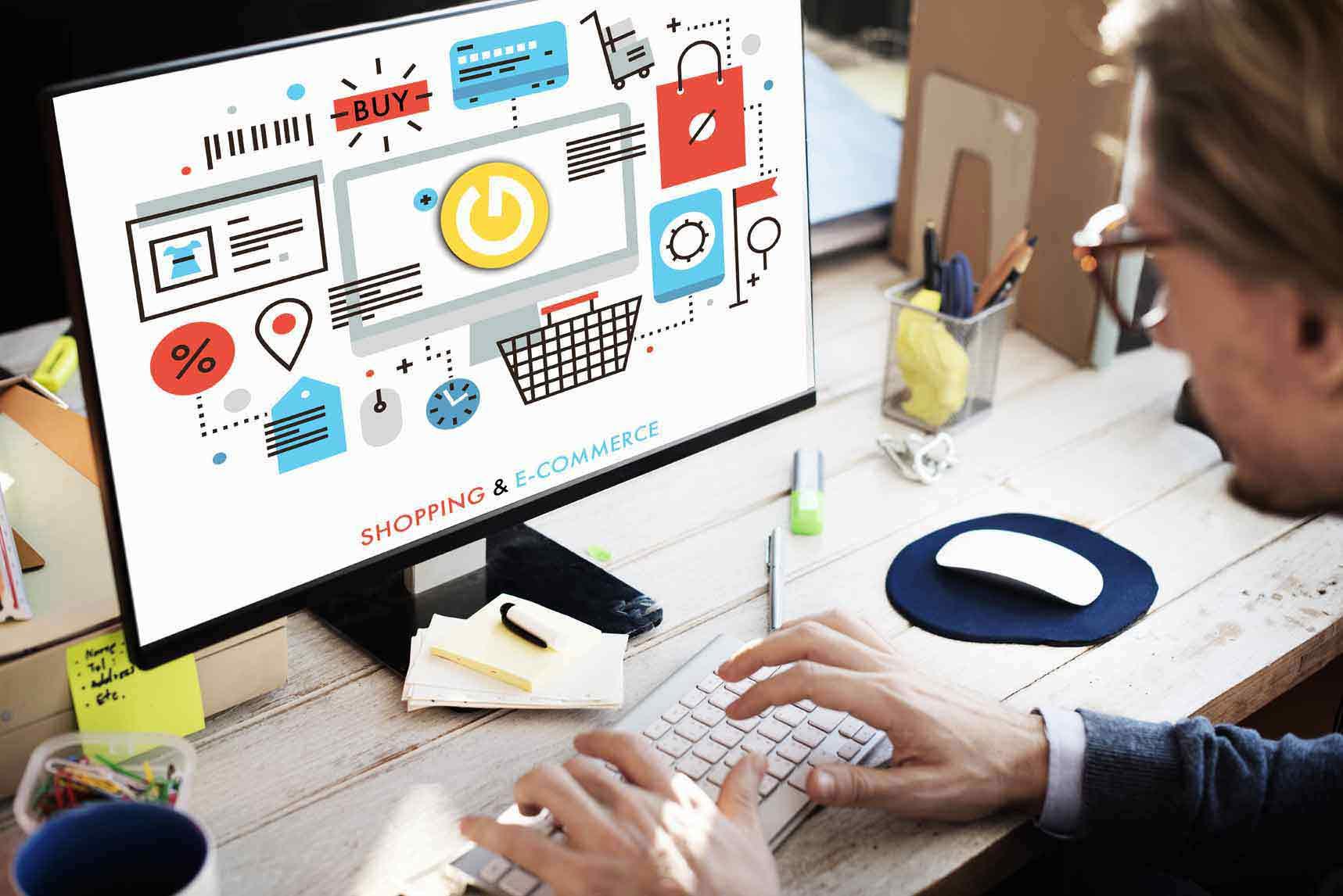 Diseño tiendas online Gregal
